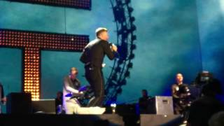 Take That Cry ft Sigma live @ Hyde Park