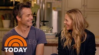 Drew Barrymore, Timothy Olyphant Talk Netflix Comedy 'Santa Clarita Diet' | TODAY