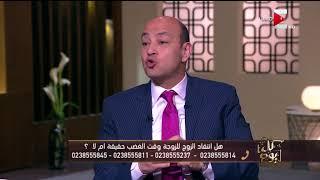 كل يوم - مع رجاء .. عمرو اديب: العتاب واللوم صناعة أصيلة من الزوجة المصرية