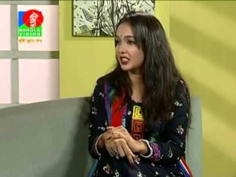 Shabnoor Ahmed Interview Bangla Vision TV 2012