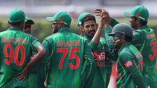 একাদশে ফিরেই নাসিরের ডাবল ধামাকা Bangladesh vs Newzealand tri nation series