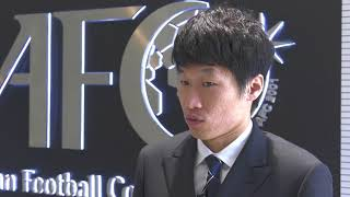 """Just focus on the match and enjoy,"" Park Ji-sung"