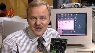 Start me up: Watch CNET's early coverage of Windows 95, back in 1995
