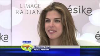 Stephanie Cayo se casaría en Colombia