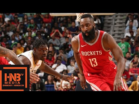 Xxx Mp4 Houston Rockets Vs New Orleans Pelicans Full Game Highlights March 17 2017 18 NBA Season 3gp Sex