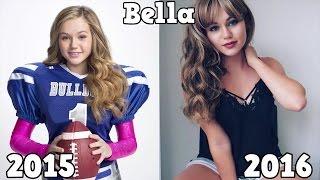 Bella y los Bulldogs Antes y Después 2016