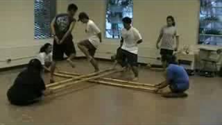August 7, 2008 Practice - Cross Sticks