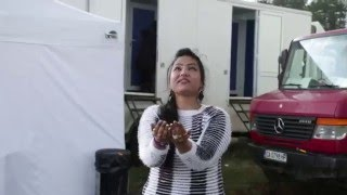 Ajay Devgn   Shivaay   Hailstorm   Behind the Scenes