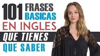 Lista de 101 Frases Básicas en Inglés que Tienes que Saber