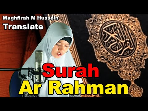 Download Maghfirah M Hussein Surat Ar Rahman Full (Official Video) HD free