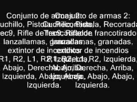 trucos de GTA San andreas PS2 LOQUENDO