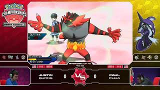 2018 Pokémon North America International Championships: VG Masters Top 4, Match B