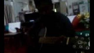 Jonty On The Guitar