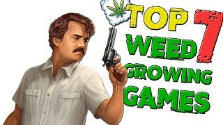 Top 7 Best Free Weed Growing Games for Android - iOS (Tycoon - Simulation)