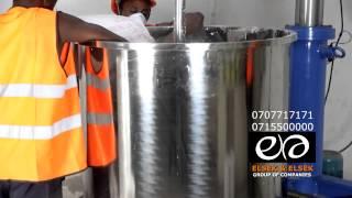 ELSEK - WATER BASED PAINT PRODUCTION