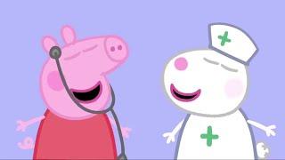 Peppa Pig en Español Episodios completos El Doctor Peppa y la Enfermera Suzy | Dibujos Animados