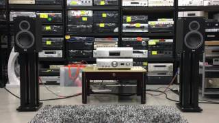 Denon PMA-1600NE w/ ELAC DB61
