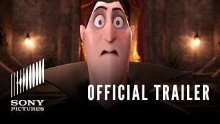 HOTEL TRANSYLVANIA (3D) - Official Trailer - In Theaters 9/28