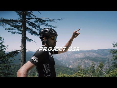 Crashing with the Vegan Cyclist