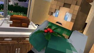 Mistletoe Wars PT.2: The Kiss | Minecraft MyStreet [Ep.9 Minecraft Roleplay]