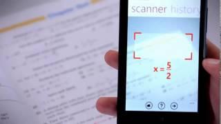 Photo Math - App free for iOS and Windows phone