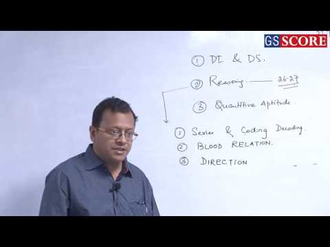 CSAT for IAS Prelims Class 3 of 9 Reasoning