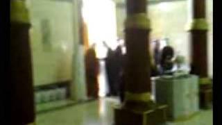 Video walking inside Al Kaaba - داخل الكعبة