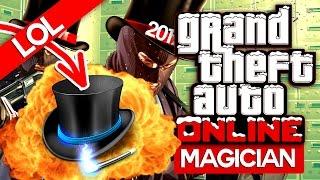 Mihai e Magician, Misiune noua, Curse Tari | GTA Online