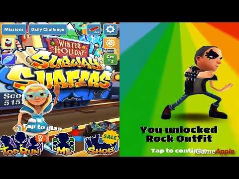 Xxx Mp4 Subway Surfers Winter Holiday VS Prague IPad Gameplay For Children HD 306 3gp Sex