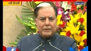 New Delhi : Dr Shubash Chandra On Z Factor Book Launch