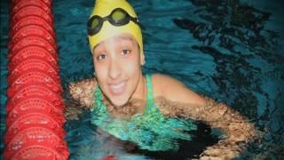 #a_one | اية بطلة مصرية تتحدي الاعاقة  بالسباحة .. اول مصرية عربية تشارك فى البارالمبياد