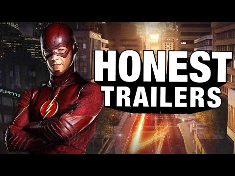 Honest Trailers The Flash TV