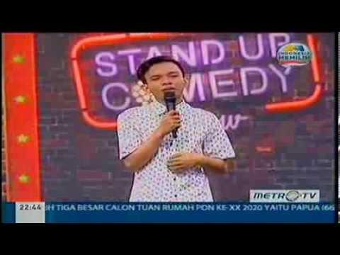 Xxx Mp4 SYUKRON JAMAL Stand Up Comedy Show MetroTV 12 Maret 2014 3gp Sex