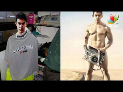 MLA Puts Clothes on Aamir Khan's 'PK' poster I Latest Hot Malayalam News