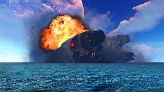 ENORME EXPLOSIE IN DE OCEAAN (Subnautica #1)