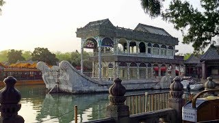 Beijing - Old Summer Palace, Imperial gardens China 4K