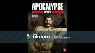 """Apocalypse Stalin Soundtrack -Opening Theme """"Red"""""""