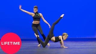 Dance Moms: Full Dance: Kalani & Brynn's Duet (Season 6, Episode 26)   Lifetime
