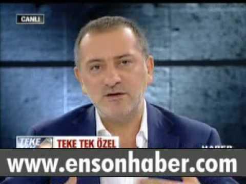 Said i Nursi Fatih Altayli gelen e maile çok sinirlendi