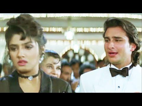 Xxx Mp4 Do Baatein Ho Sakti Hai Saif Ali Khan Raveena Tandon Imtihaan Song 3gp Sex