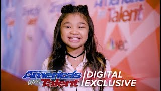Season 12 Runner Up Angelica Hale Sends A Warm Thanks To Her Fans - America