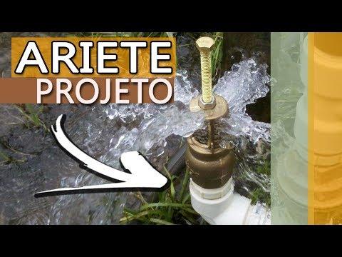 Ariete Hidraulico Carneiro Hidraulico
