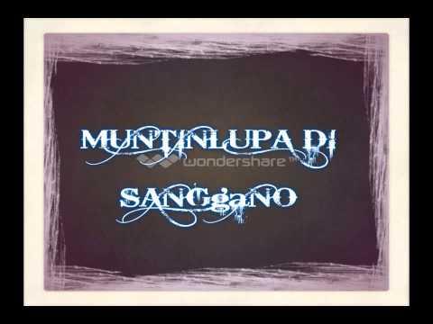 Ikaw ang buhay ko by, MUntinlupa DI SangGano