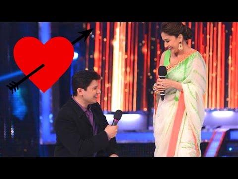 WATCH! Madhuri Recalls Her First Date With Husband Shriram Nene!