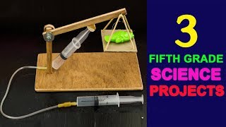 3 Awesome Fifth Grade Science Project Ideas