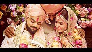 WEDDING VIDEO : Virat Kohli, Anushka Sharma's Destination Dream Wedding   Italy Marrriage