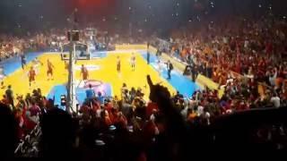 Galatasaray Eurocup Final Maç Sonu I Will Survive!