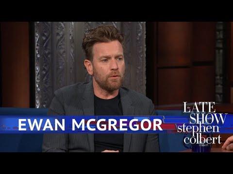Xxx Mp4 Ewan McGregor Dishes On Co Star Winnie The Pooh 3gp Sex