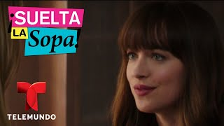 "Entrevista exclusiva con el elenco de ""Fifty Shades Freed"" 
