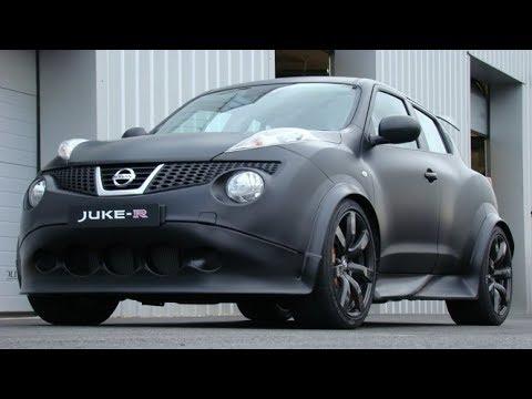 Essai vidéo Le Nissan Juke R en exclu sur Caradisiac l e